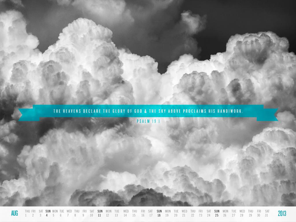 Free Desktop Wallpaper Calendars August 2013  Tim Challies
