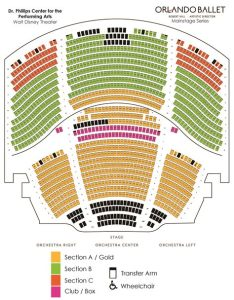 Dr phillips disney theater seating also valentines day event alvin ailey american dance rh betaxibouleubexpress