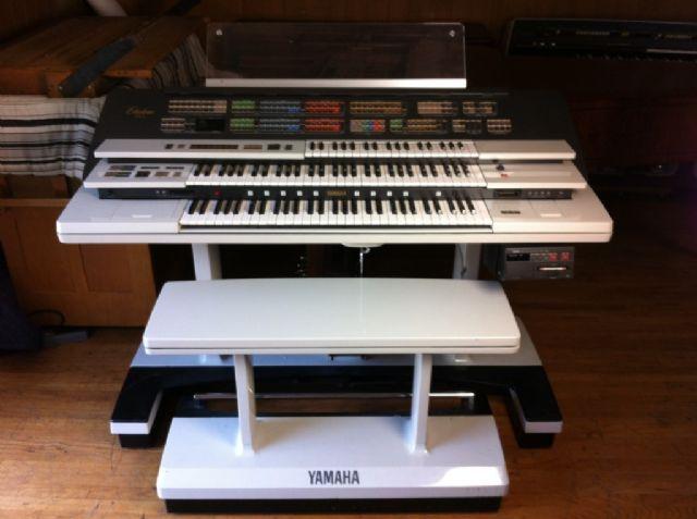 Yamaha Electone Organ California