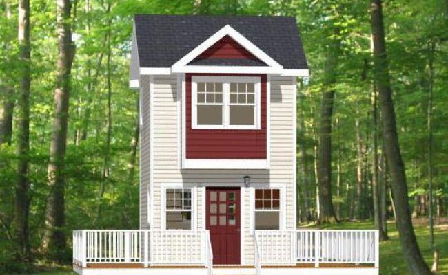 12x12 Tiny House 282 Sqft Pdf Floor Plan Rogers