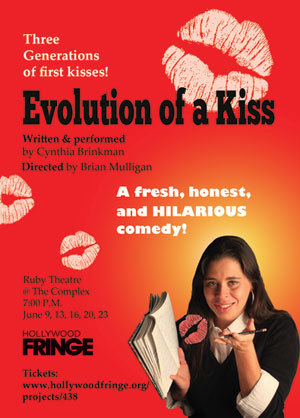 """Evolution of a Kiss"" with Cynthia Brinkman"