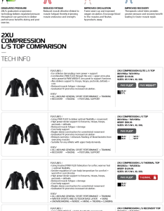 Amazon also xu women   compression long sleeve top sports outdoors rh