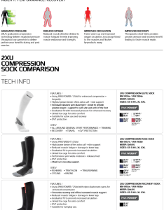 Amazon also xu women   elite compression performance sock sports rh