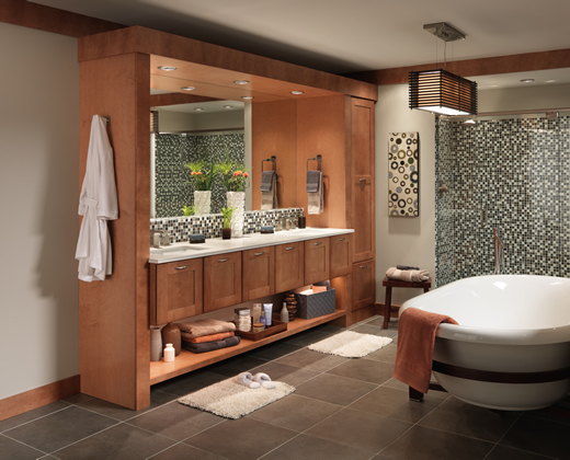 The Luxury Bathroom Vanity