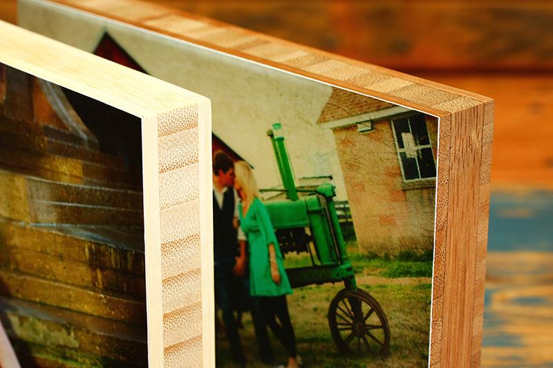 Picture Frames Tri 4x6 Fold