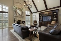 47 Luxury Family Room Design Ideas (PICTURES)