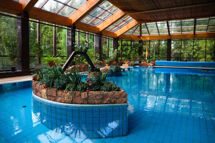 32 Indoor Swimming Pool Design Ideas (32 Stunning Pictures