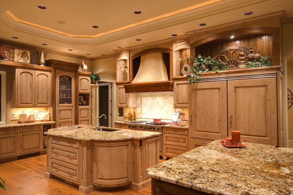 Large Luxury Kitchen Layouts