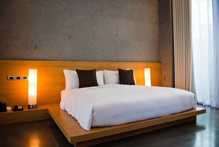 Wow 101 Sleek Modern Master Bedroom Ideas 2018 Photos
