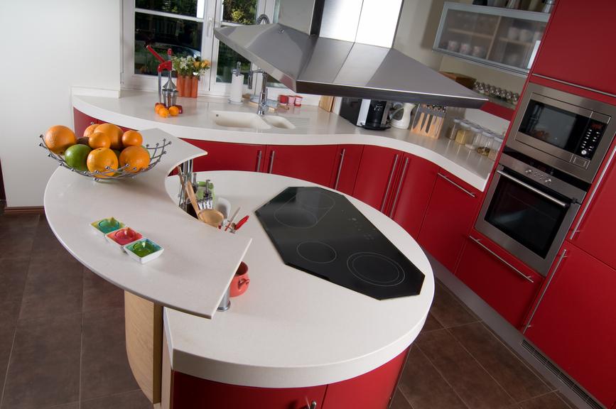 Remodeling Contractorluxury Custom Kitchen Designs Modern Red Designs Remodeling Contractor