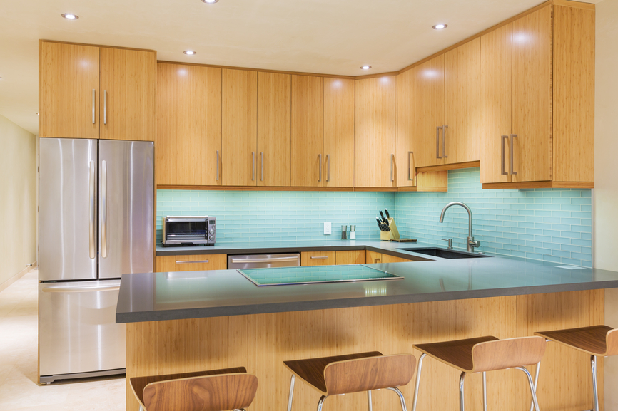 Remodeling ContractorModern Wood Kitchen Designs