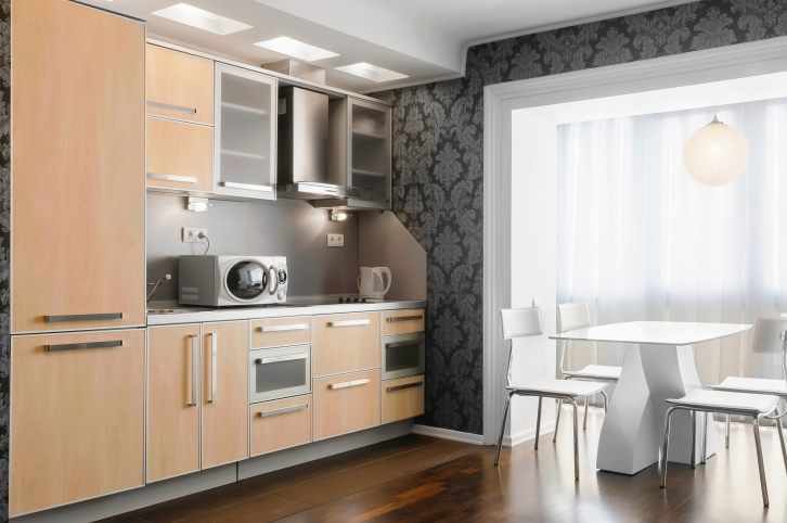 Modern Wood Kitchen Designs Remodeling Contractor