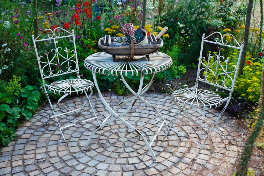 88 Outdoor Patio Design Ideas (BRICK, FLAGSTONE, COVERED