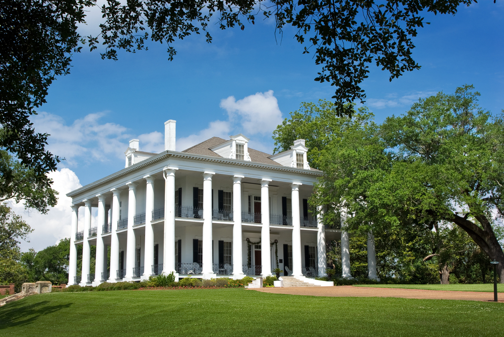 Plantation Style House Plans NeoClassical Home Plans At EPlanscom
