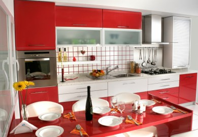 57 Red Room Design Ideas All Rooms Photo Gallery