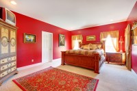 60 Red Room Design Ideas (All Rooms