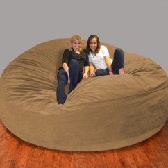 Football Bean Bag Chair Indoor Chaise Lounge Chairs Ultimate - Sack Daddy Beanbag – Sackdaddy