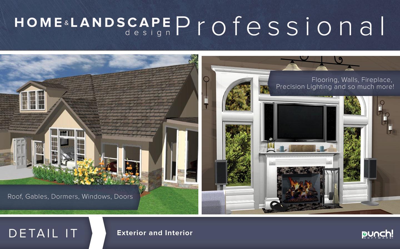 Punch Home Landscape Design Review Ideasidea. Professional .