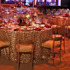 Party Rentals Tables And Chairs Where To Buy Chair Covers In Cape Town Milwaukee Chicago Well Dressed Elegant For Gala Events
