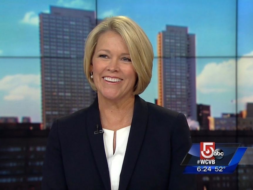 Former Wcvb Anchor Heather Unruh Has Sparked A Debate In Boston About What Is And Isnt Appropriate Attire For Female News Personalities