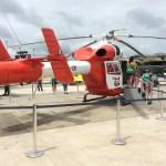 Helicóptero de la Armada de México
