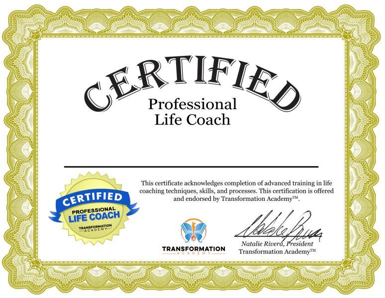 Professional Life Coach Certification (Udemy) - O'Dellshae ...