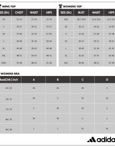 95d0289217f8c1 Size chart also adidas supernova women running bra high support pink tennis  rh ebay