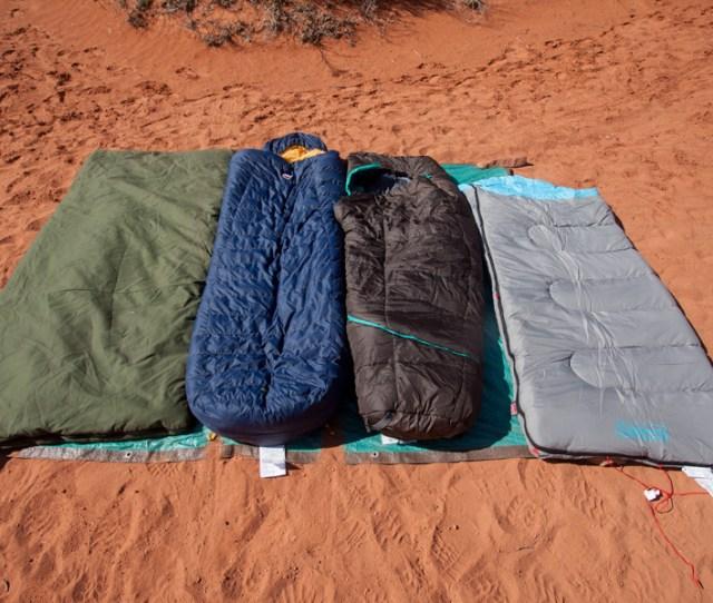 Best Car Camping Sleeping Bag Reviews