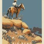 Big Bend National Park Desert Vista Anderson Design Group