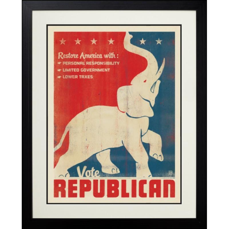 political pride vote republican