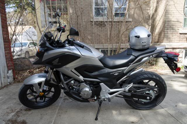 Owners Chat (with pics!): Honda NC700X | Page 20 | Adventure Rider