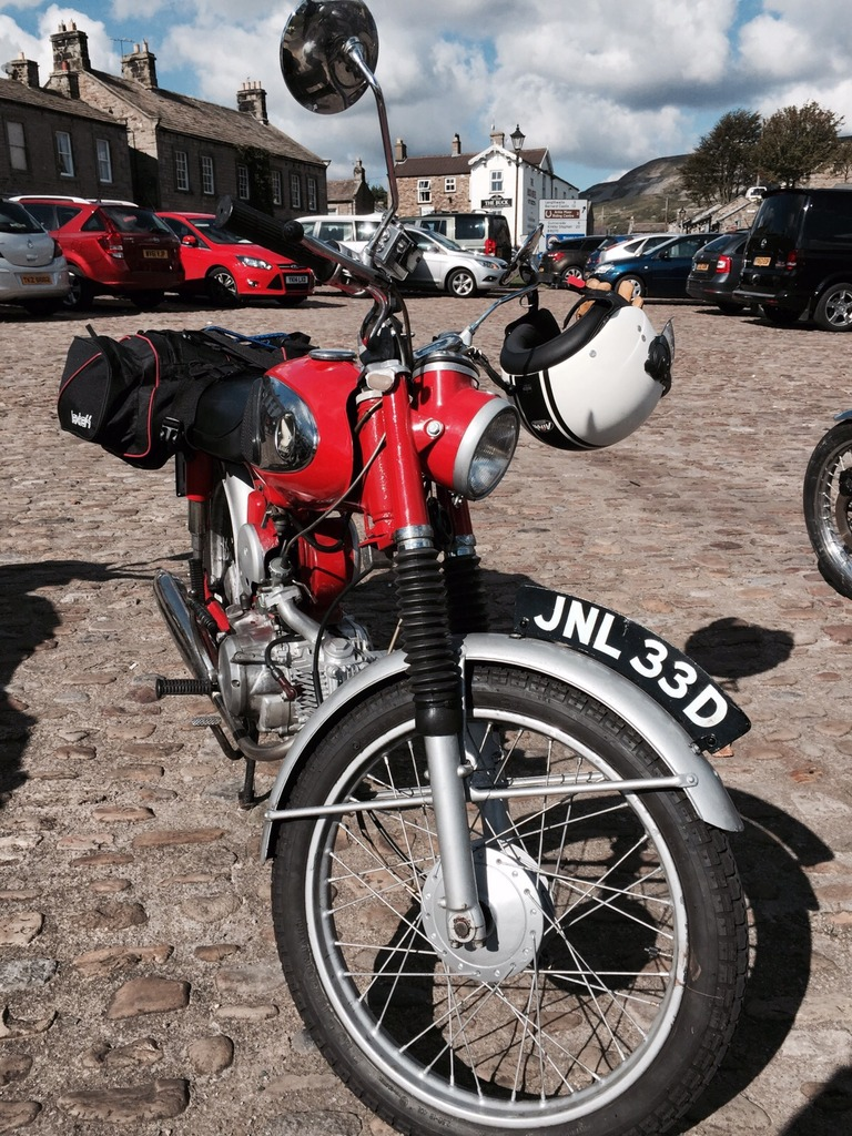 hight resolution of mine had stuck piston rings even though it didn t smoke it lacked power due to a long time standing