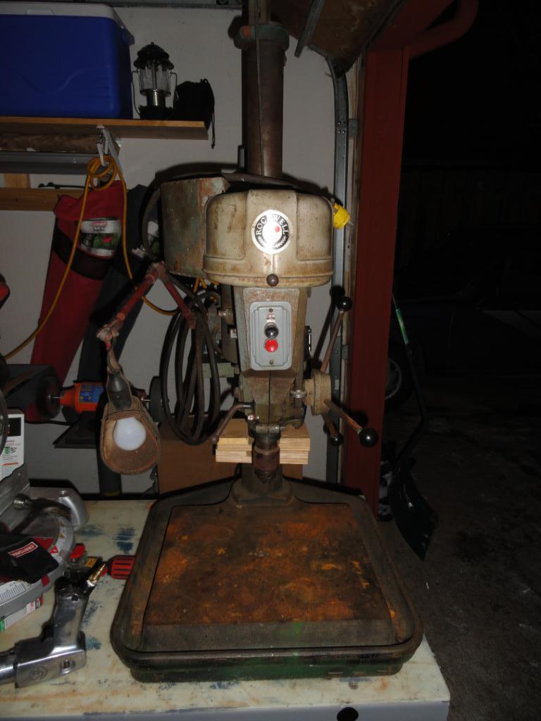 Delta Rockwell Drill Press 15 665 Manual