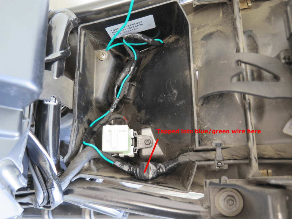 hight resolution of r1200gs fuse box example pictorial