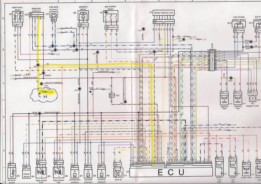 medium resolution of ktm 950 wiring diagram wiring diagram today