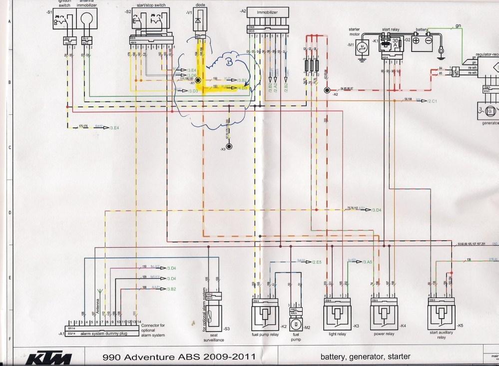medium resolution of ktm 990 smr wiring diagram wiring diagram imp ktm 990 sm wiring diagram ktm 990 smr wiring diagram
