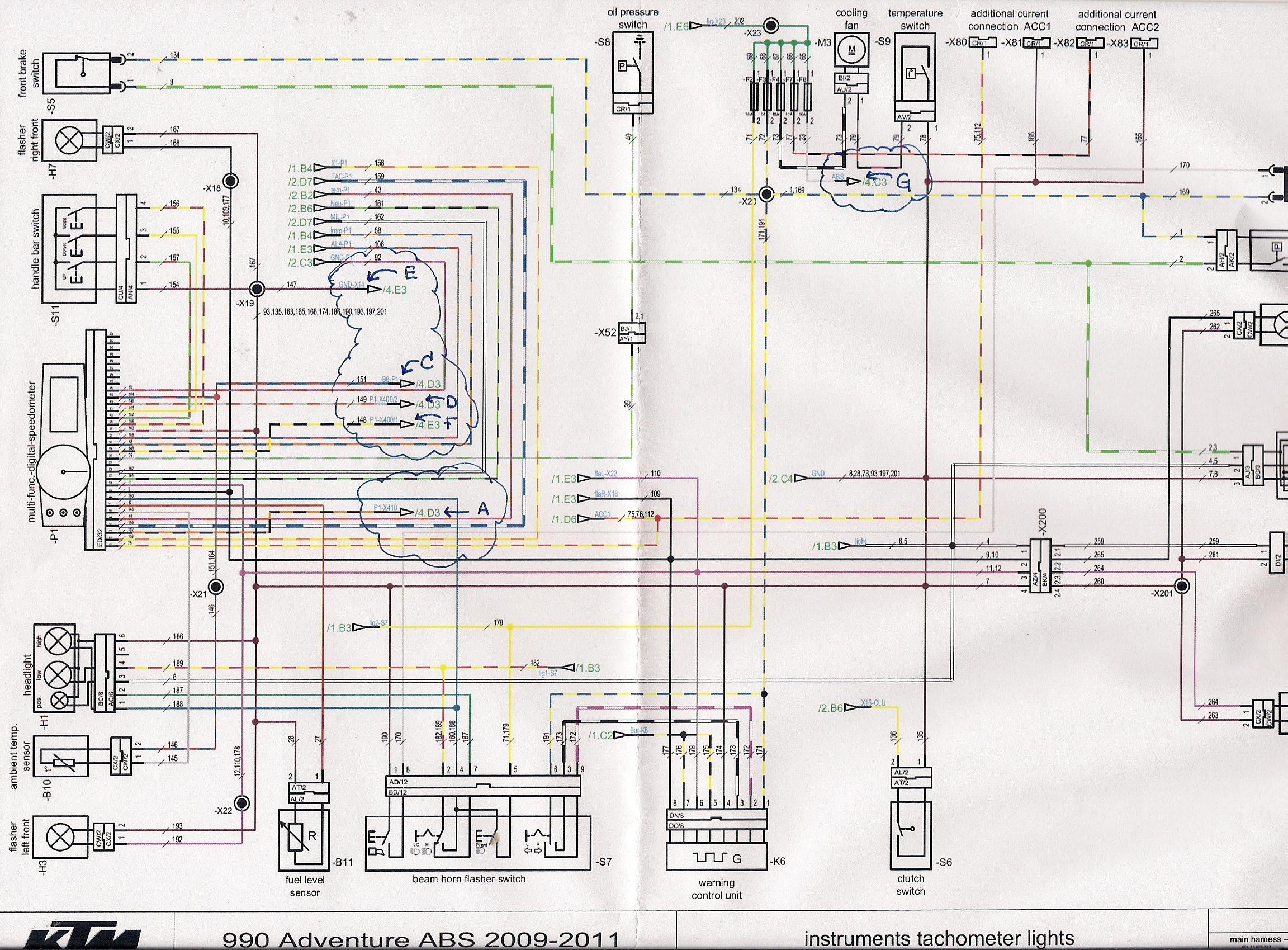 Ktm Xcf 350 Wiring Diagram - Wiring Diagrams