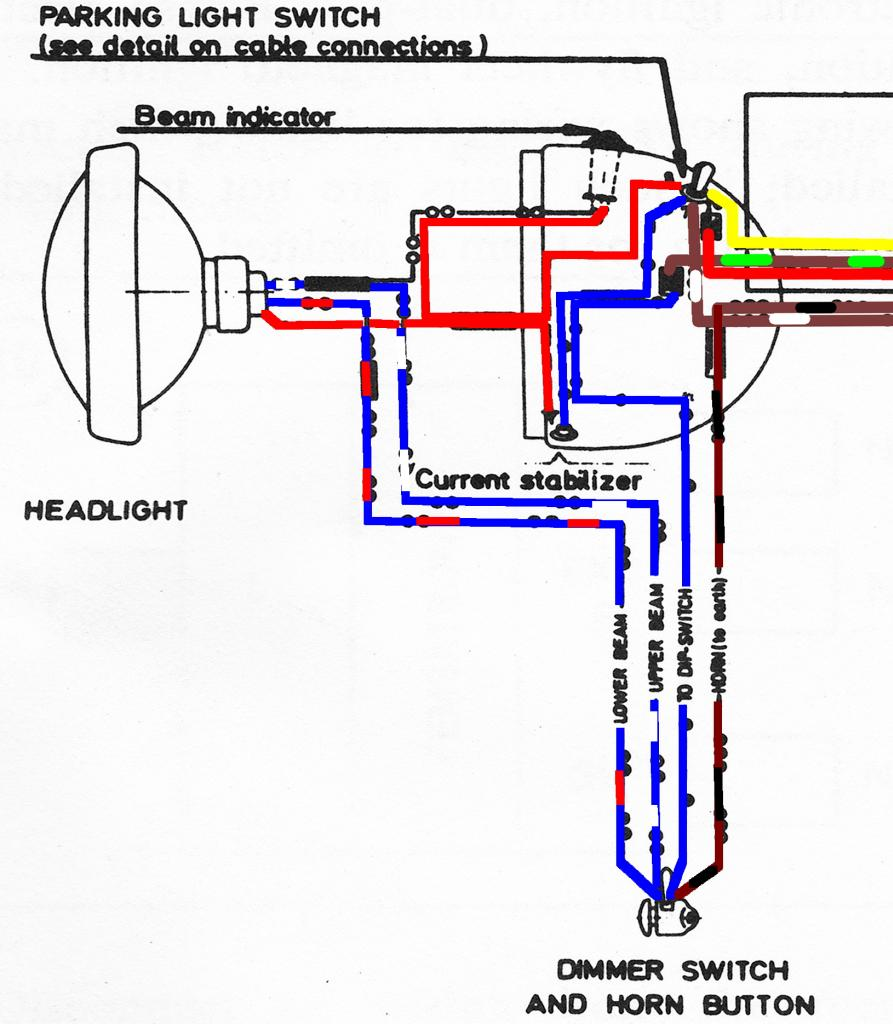 hight resolution of bultaco restoration project u2013 electrical gurus u2026 please look mix bultaco wiring diagram