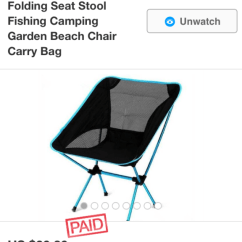 Rei Folding Beach Chair Tommy Bahama Uk Generic Camp Similar To Flex Lite And Bigagnes Helinox Just Ordered This Free Shipping I Ll Compare It My Flexlite When Arrives