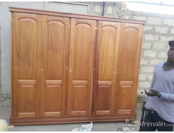 armoires en bois a vendre