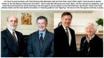Jon Faust, Ben Bernanke and Janet Yellen