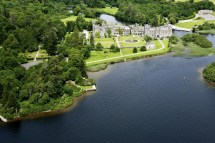 Ashford Castle Luxury Hotel In Western Ireland