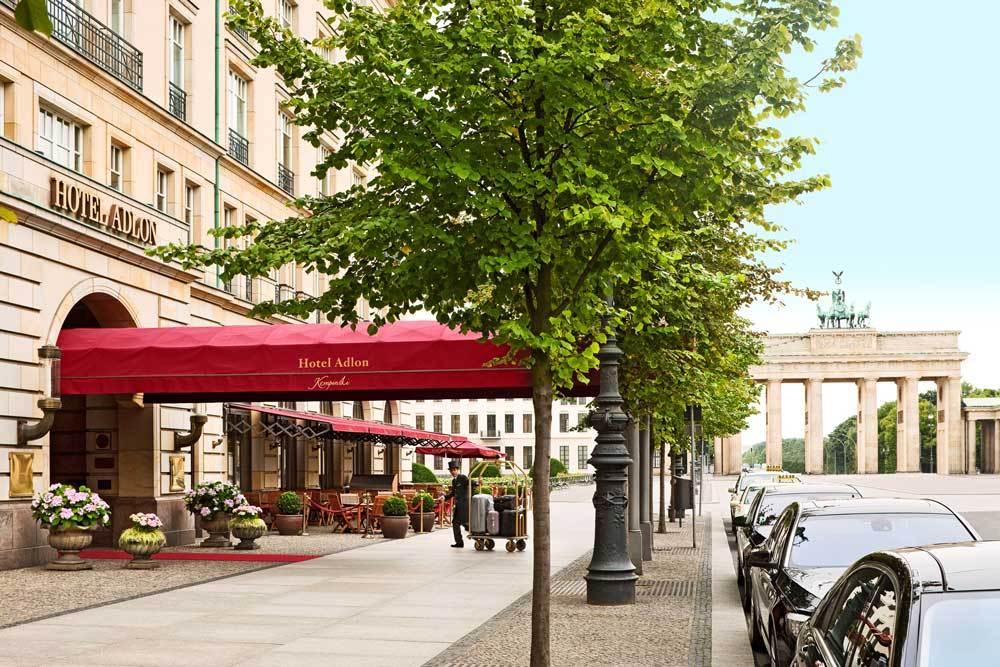 Hotel Adlon Kempinski  Luxury Hotel in Berlin Germany