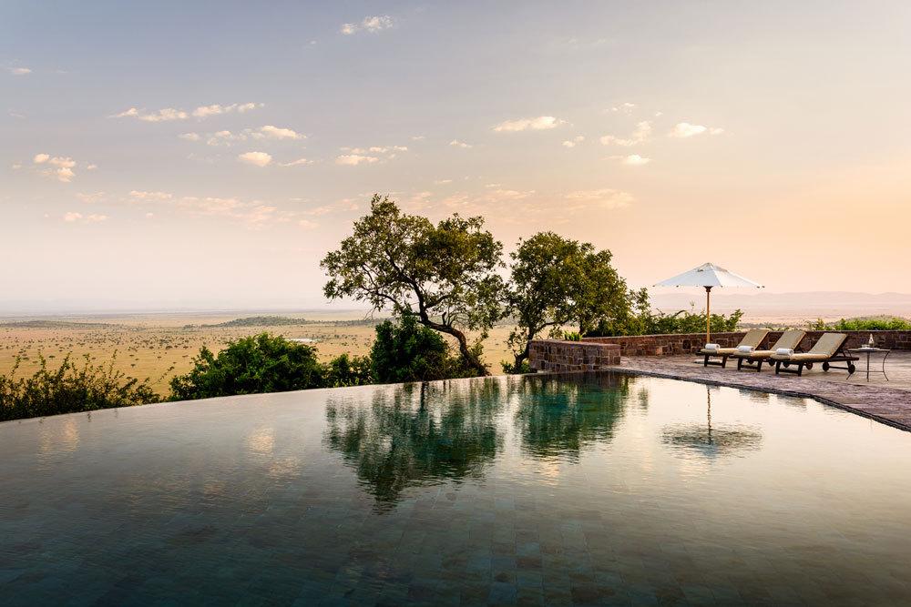 Singita Sasakwa Lodge  Luxury Hotel in Tanzania East Africa