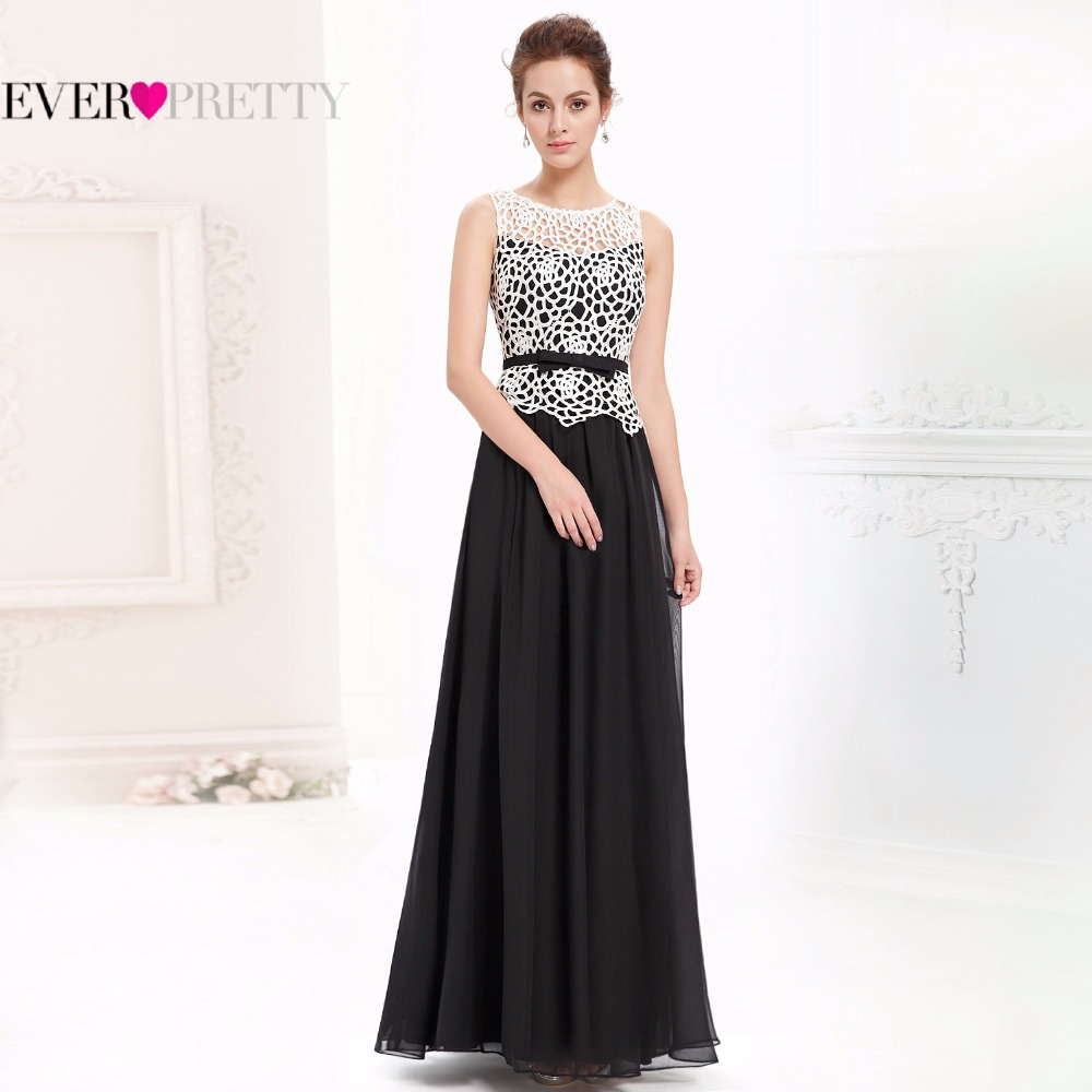 [Clearance Style] Prom Dresses HE08429 2017 New Arrival Women Sleeveless Ever Pretty Long Sexy Plus Size Prom Dresses