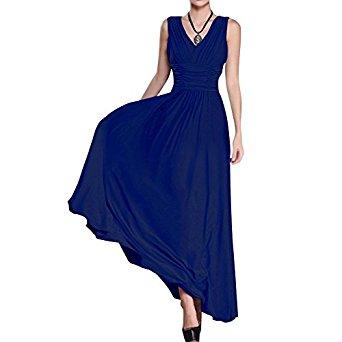 Preferhouse Women's Plus Size Evening Gowns Long Formal Maxi Dress