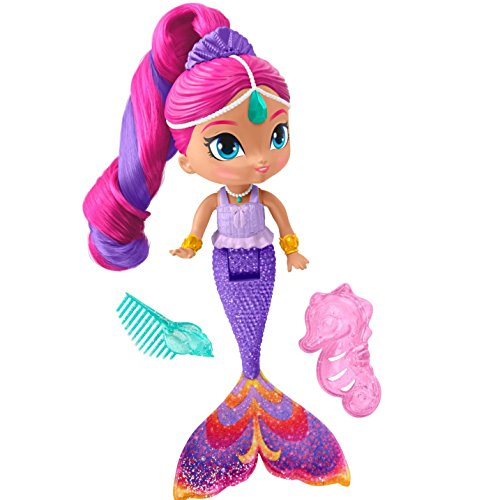 Fisher-Price Nickelodeon Shimmer & Shine Magic Mermaid Shimmer Toy