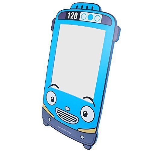 BNC Little Bus Tayo Character Acrylic Mirror One Size Blue