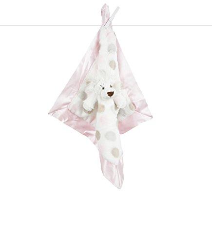Little Giraffe L Blanky Crib Toy, Pink