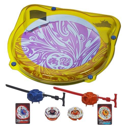 Beyblade Samurai Cyclone Battle Set(Discontinued by manufacturer)
